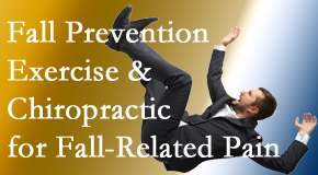 Layden Chiropractic presents new research on fall prevention strategies and protocols for fall-related pain relief.