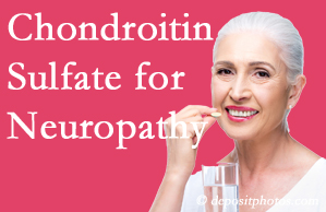 Layden Chiropractic shares how chondroitin sulfate may help relieve Plainville neuropathy pain.