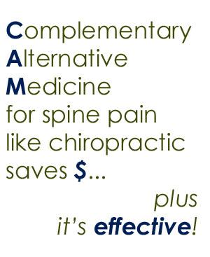 spine pain help from Plainville chiropractors
