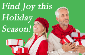 Layden Chiropractic wishes joy for all our Plainville back pain patients to improve their back pain and their outlook on life.