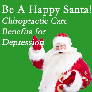 Plainville chiropractic care with spinal manipulation has some documented benefit in contributing to the reduction of depression.